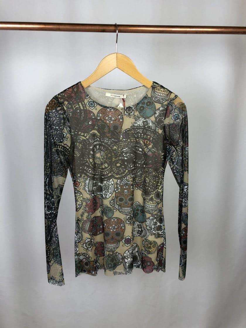 RO'S T-Shirt Coco Tatoo-Muster