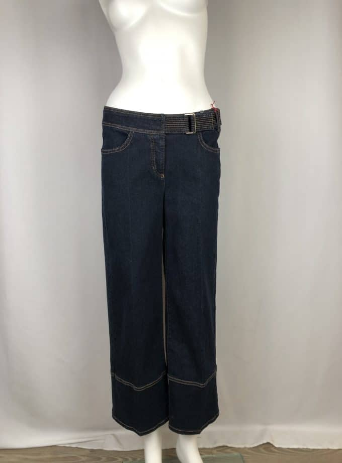 CAMBIO Jeans Cela denim blue