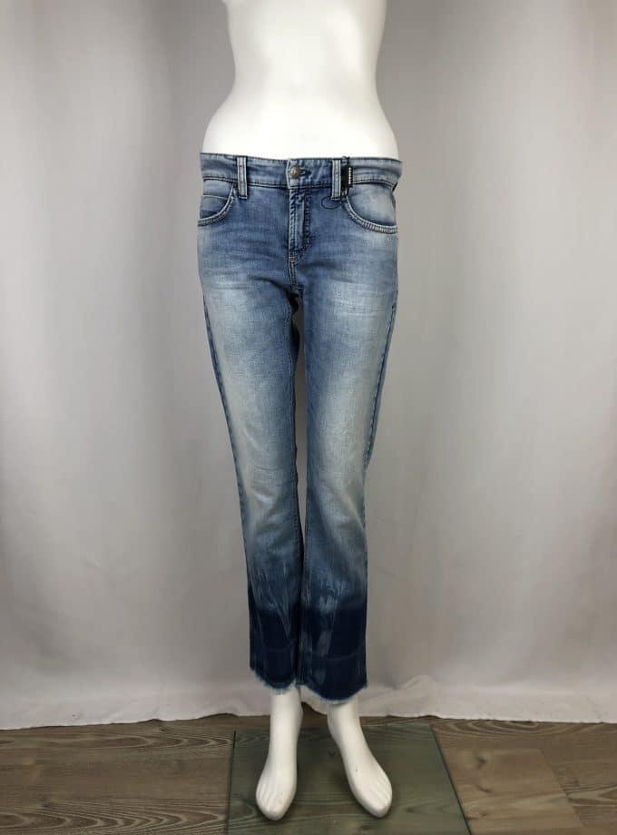 CAMBIO Jeans Tess ausgewaschen denim blue