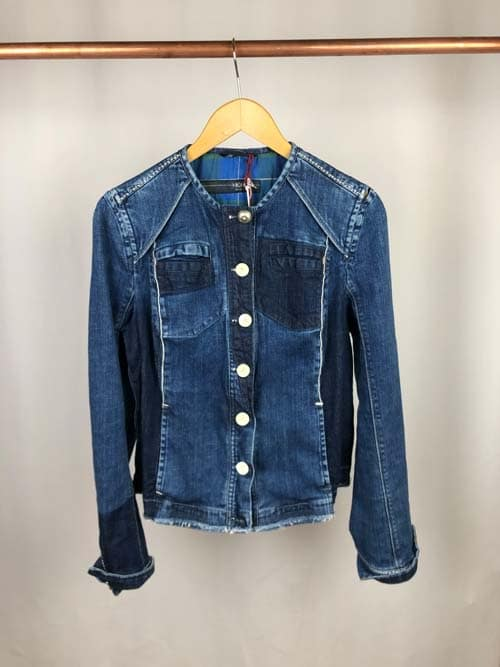 HIGH Blueethics Jeansjacke denim blue