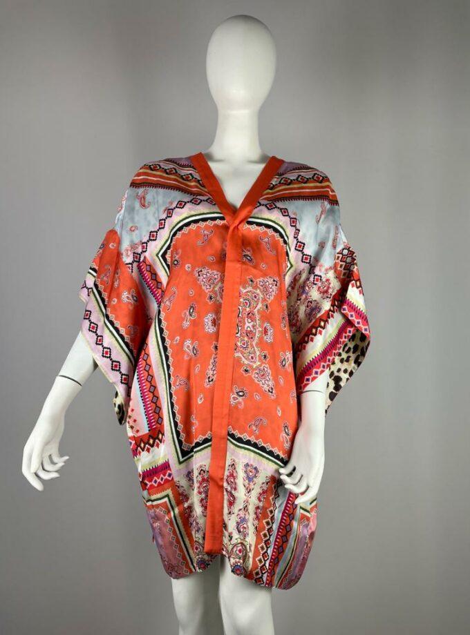 YIPPIE HIPPIE Kimono gemustert