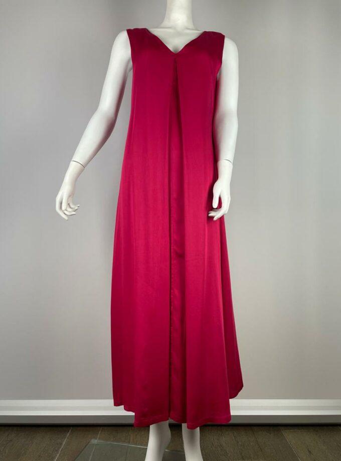 NEU NOMADS Kleid lang ärmelos Pink
