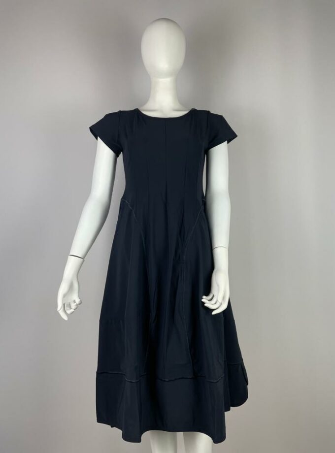 HIGH Kleid kurz Sublime Dunkelblau