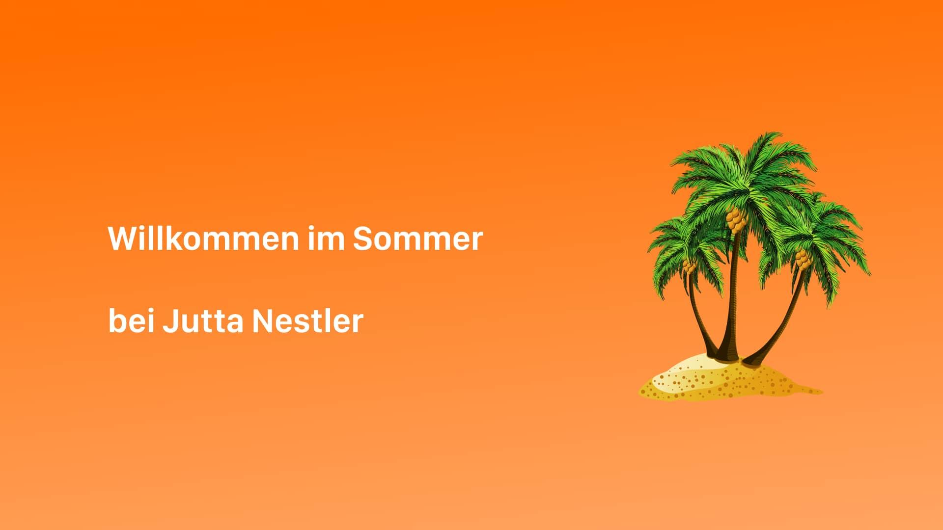 Sommer Jutta Nestler
