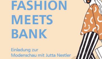 Fashion meets Bank